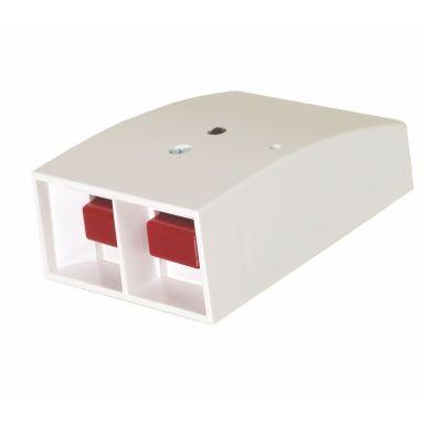 Alarmtech HB 120 Overfallskontakt elektronisk, 2 knapper