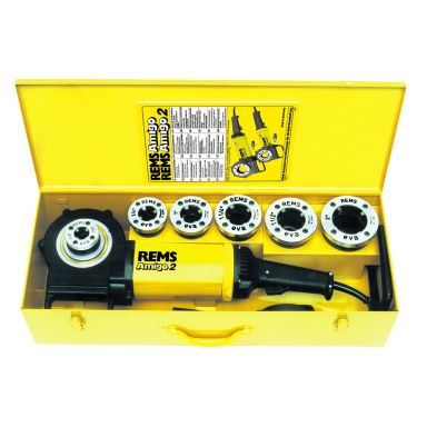 "REMS Amigo 2 Handgängmaskin R 1/2&quot-2"""