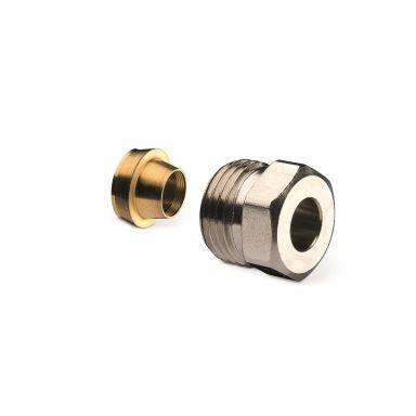 TA KOMBI Klemringkobling for metalliske rør