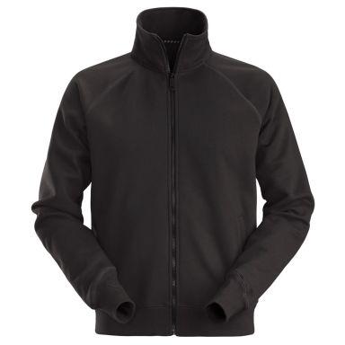 Snickers 2886 AllroundWork Sweatshirtjacka svart