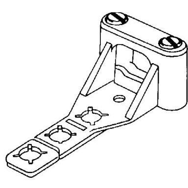 Schneider Electric IMT36080 Dragavlastare för dosa TED, 5-pack