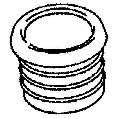 ABB ATI39 Suojaholkki valkoinen, kestomuovi
