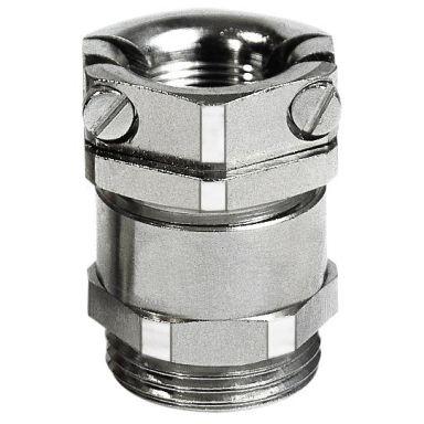 Rutab 1460750 Förskruvning IP55, utvändig dragavlastning