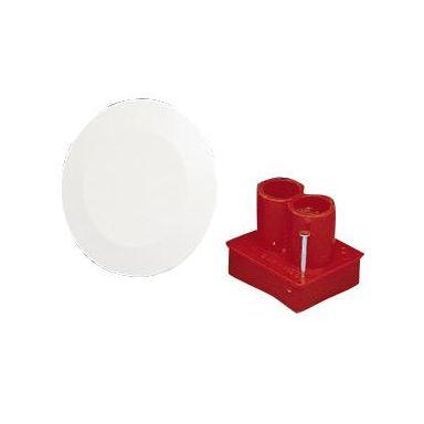 ABB AJI18 Brandlarmsmuff för larmkontakt, termoplast