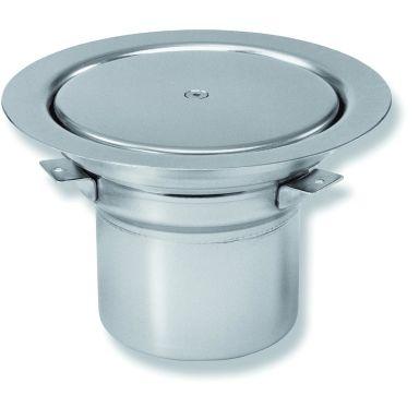 Purus 7060701 Rensbrunn 110 mm, rostfritt stål