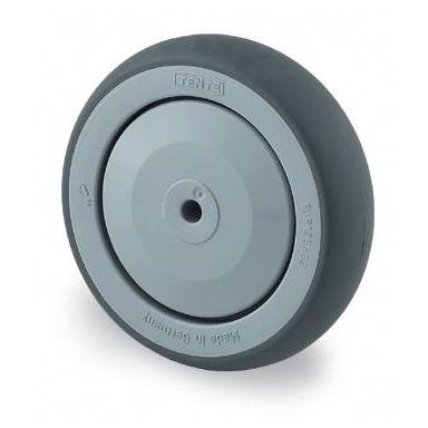 Tente PJP100 Apparathjul termogummi, axel 8 mm