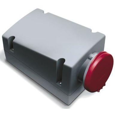 ABB 2CMA168419R1000 Vägguttag IP44, 32 A, 400 V