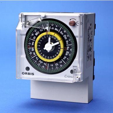 ORBIS 051223 Kopplingsur 230V AC