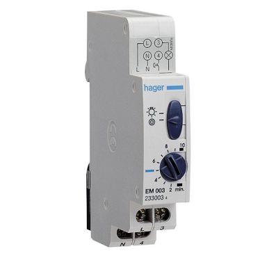 Hager EMN001 Trappautomat med slutande kontakt