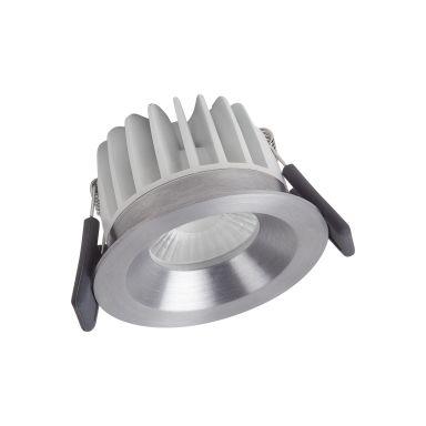 LEDVANCE Spot LED Fix Spotlight 8W, IP44, silver
