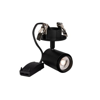 Hide-a-Lite Focus Spot Micro Kohdevalaisin musta