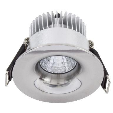 Designlight P-160SS Downlight 4 W, 285 lm, 3 K, IP44