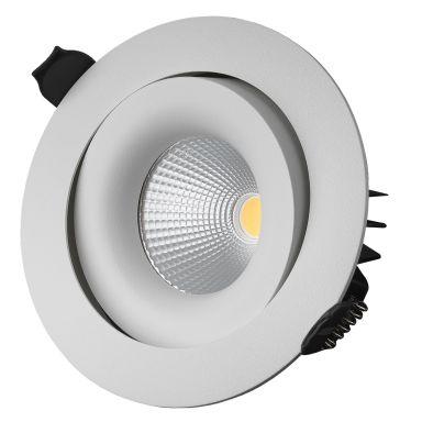Designlight P-192MW Downlight 11W, 774 lm, IP21