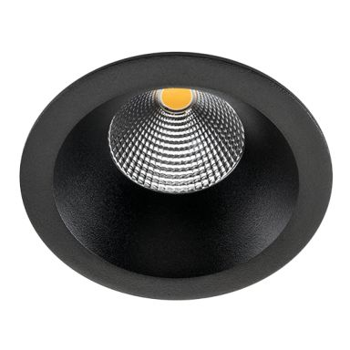 SG Armaturen Junistar Soft Downlight svart