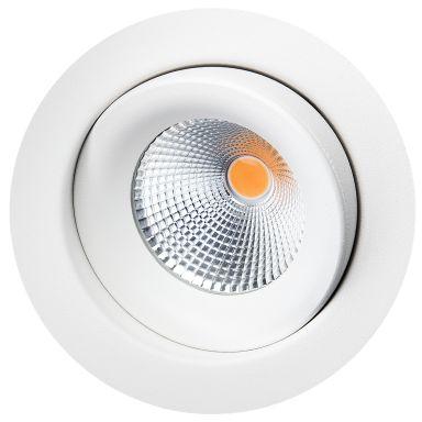 SG Armaturen Junistar Eco Isosafe Downlight LED, 7W, 8-pack