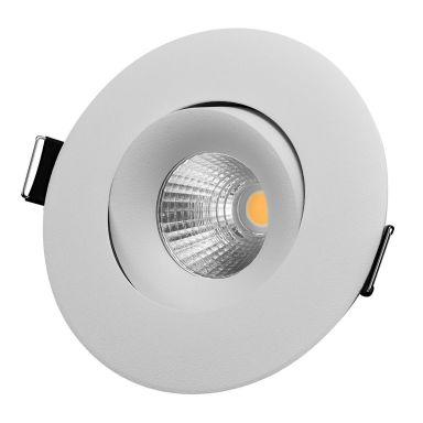 Designlight PR-68MW Downlight med 2 reflektorer och drivdon