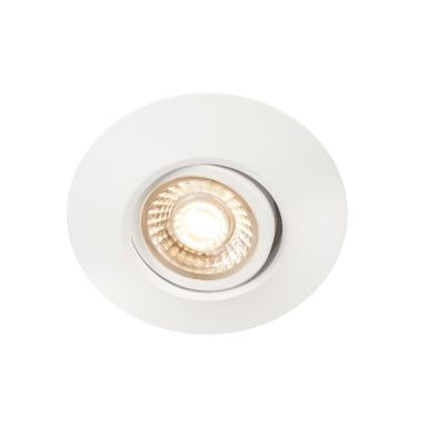 Hide-a-Lite Comfort Smart ISO Tilt Downlight hvit