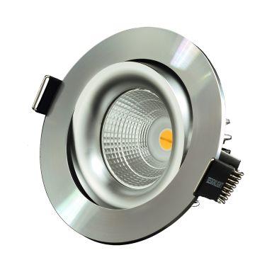 Designlight P-160562028A Downlight 8 W, aluminium