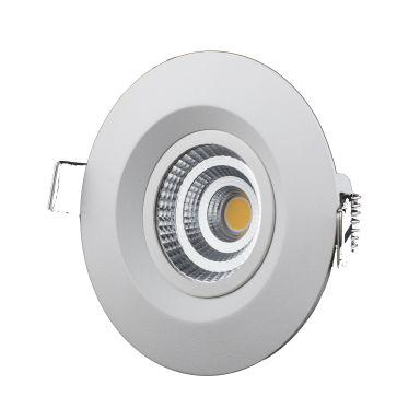 Designlight M-Penny Downlight-valaisin 7 W, 2700 K