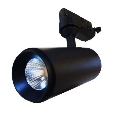 Designlight P-820B Spotlight 3000 K, svart