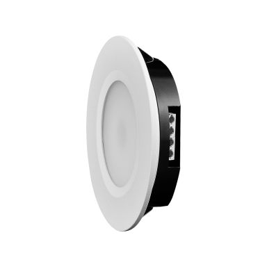 Designlight Q-36MW Downlight 3.5W, hvit