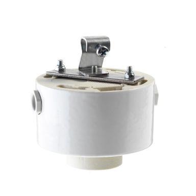 Ifö Electric 55010-000-10 Kanta suora, valkoinen, IP54