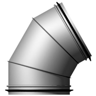 FläktGroup BDEB-60-016 Böj 60°