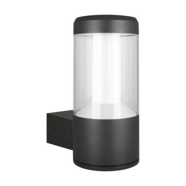 LEDVANCE Outdoor LED Facade Lantern Väggarmatur 12W, 3000K, 610 lm, grå