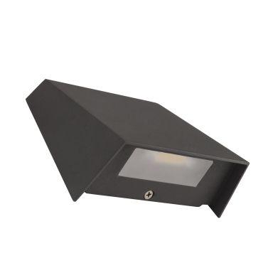 Hide-a-Lite Edge Väggarmatur antracit, 3000K