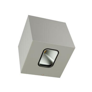 Hide-a-Lite Cube II Väggarmatur grå, 3000K
