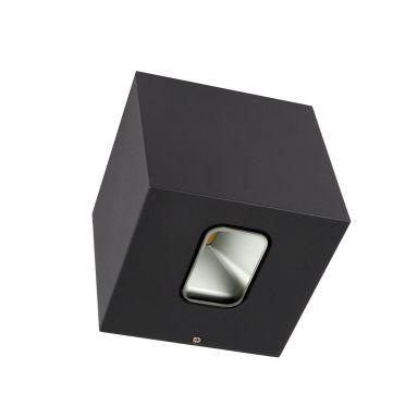 Hide-a-Lite Cube II Seinävalaisin antrasiitti, 3000K