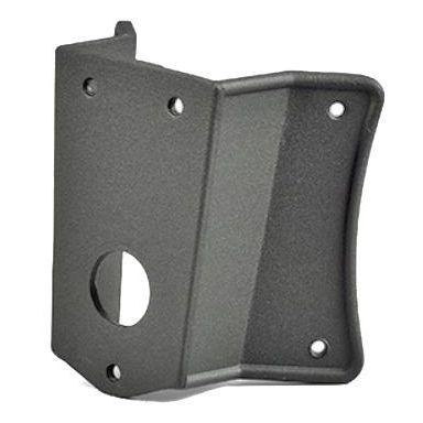 Konstsmide 445750 Hörnfäste svart, aluminium