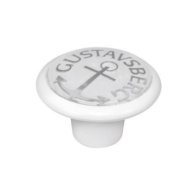 Gustavsberg NC-10 Lyftknopp vit, plast