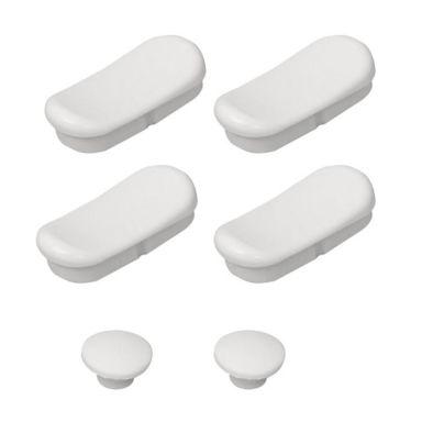 Ifö Spira Sitsdämpare vit, plug-in