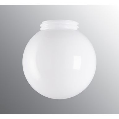 Ifö Electric 1-6104 Plastkupa opal, akryl, 84,5/200 mm