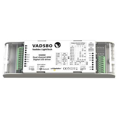Vadsbo SSW60 LED-styrdon