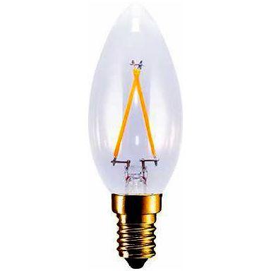 Narva Kron LED-valo himmennettävä, 2200 K