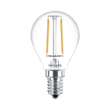 Philips Classic LED Filament LED-lampa 2 W, klotform