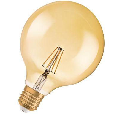 Osram VINTAGE EDITION 1906 GLOBE LED-lampa 6,5W/824 E27