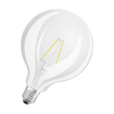 Osram PARATHOM Retrofit CLASSIC GLOBE LED-lampe klar, 2700 K, E27