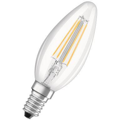 Osram PARATHOM Retrofit CLASSIC B LED-lampe klar, 2,5 W, E14, 2700 K