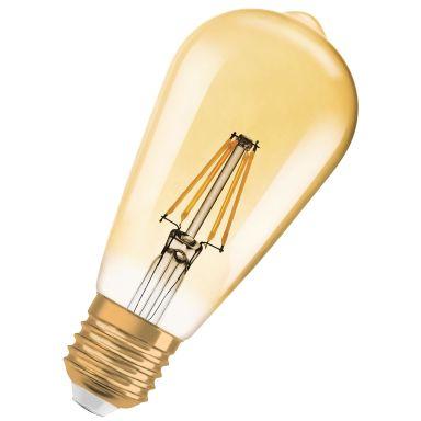 Osram Vintage 1906 LED-lampa 7,5W, E27, 2500K