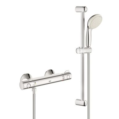 Grohe Grohtherm 800 Duschset