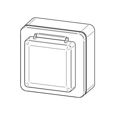 Frico 205540 Beskyttelseskapsling IP44