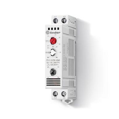 Finder 7T5102304360 Termostat med hygrostat
