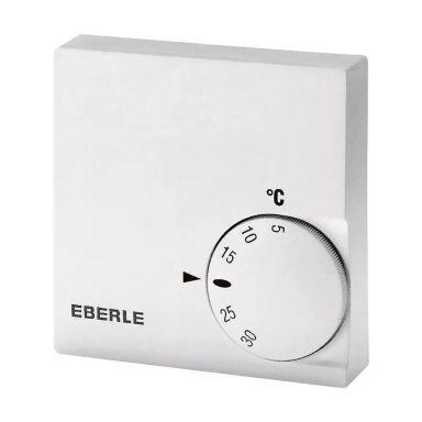 Eberle RTR-E 6721 Rumstermostat bimetall, 230V, 5-30 °C