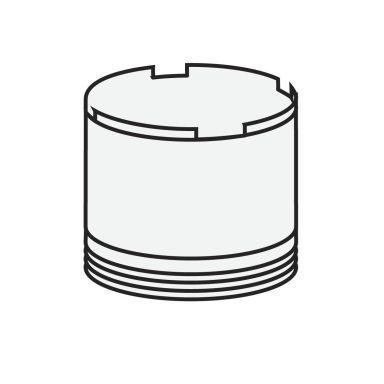 Gustavsberg GB41637261 01 Låsring till Nautic blandare