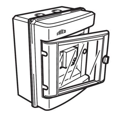 Frico PTA01 Temperaturautomatikk 1-10 °C, IP55