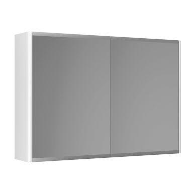 Gustavsberg Graphic Spegelskåp 80 cm, dubbelsidig