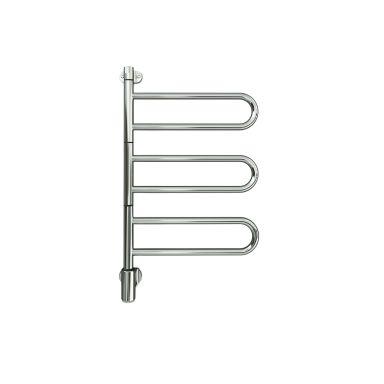 PAX Flex U Handdukstork svängbar, 3 armar